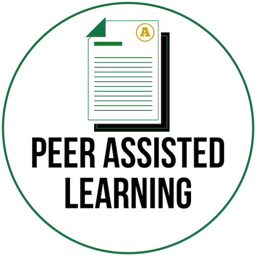Click here for Peer Assisted Learning